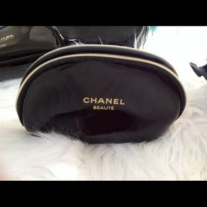 Chanel Cosmetic Bag, New